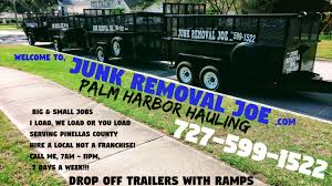 junk removal joe 727 599 1522 u2013 palm harbor florida