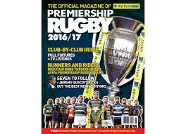 siege aviva official aviva premiership rugby guide 2016 17 the rugby paper