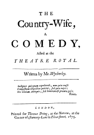 the country wife wikipedia