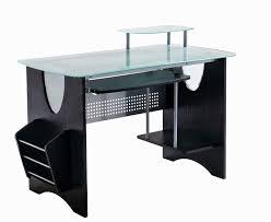 Espresso Secretary Desk by Excellent Glass Top Office Desk Pics Ideas Surripui Net