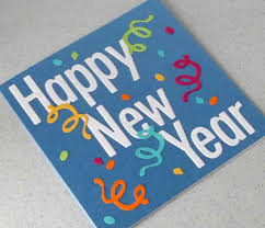 cards for new year happy new year 2018 handmade card designs crafts to get ideas