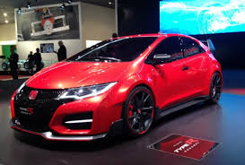 honda hatchback type r honda civic type r concept turns up the hatchback heat in geneva