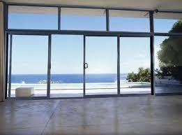 Glass Patio Sliding Doors Sliding Glass Patio Doors Coverings Door Design