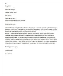sample thank you letter for job interview 9 examples in word pdf