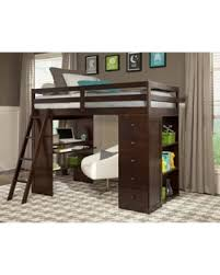 Canwood Bunk Bed Deal Alert Canwood Skyway Loft Bed With Desk And Storage