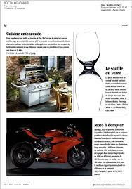 meuble de cuisine cing parution presse viking range