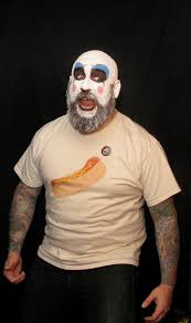 captain spaulding costume captain spaulding visits eight of swords eight of swords tattoo
