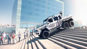 mercedes 6x6 brabus mercedes g63 amg 6x6 700 in the 2014 gumball 3000 team