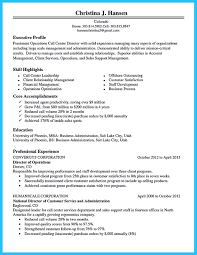 Sample Resume Objectives No Experience by Call Center Sample Resume With No Experience Resume For Your Job