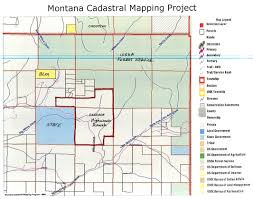 Montana County Map by 922 Acres In Cascade County Montana