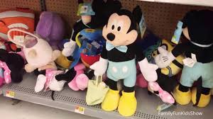 Mickey Mouse Easter Eggs Kid Easter Eggs Hunt Shopping At Walmart Easter Haul Mickey