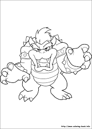 super mario bros coloring picture super mario