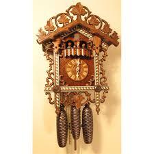 Cuckoo Clock Germany 8 Day Musical Cuckoo Clocks Hand Carved German Clocks