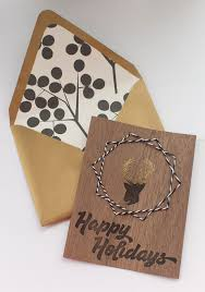 brown christmas cards make your own creative diy christmas cards this winter