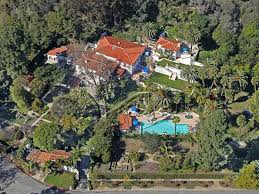 Beverly Hills Celebrity Homes by Celebrity Homes Curbed