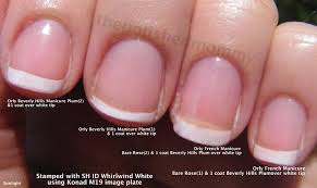 french manicure the polished mommy