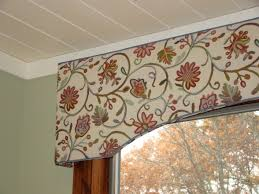 Upholstered Cornice Designs What Is A Valance And How Is It Different Than A Cornice A