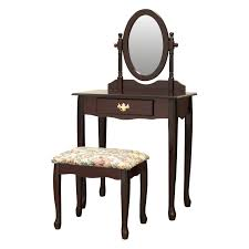 linon home decor vanity set linon lorraine vanity set white sears