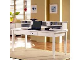 Kathy Ireland Home Office Furniture by Kathy Ireland Home By Martin Tribeca Loft Writing Table With Hutch