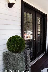 Paint For Doors Exterior Black Doors Exterior And Photos Madlonsbigbear