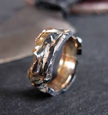 rustic mens wedding bands mens wedding band mens wedding ring viking wedding ring rustic