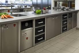 agencement de cuisine professionnelle fourneaux modulables pour optimiser les surfaces bar expert