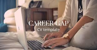 cv template unemployed cv library