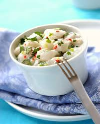cuisine tahitienne recettes ceviche de poisson à la tahitienne recettes à table