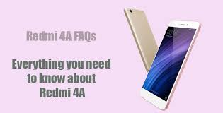 Redmi 4a Updated Redmi 4a Faqs Everything You Need To About Redmi 4a