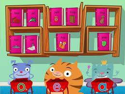 Sort Worksheets Alphabetically Short Vowel Sort Game Game Education Com