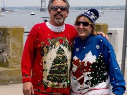 ugly christmas sweaters 15 funny tacky photos reader u0027s digest