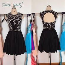 online get cheap black homecoming dresses aliexpress com