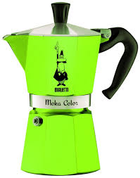 espresso maker bialetti bialetti moka colour express espresso maker 6 cup orange amazon