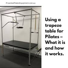 pilates trapeze table for sale if you re interested in pilates or pilates equipment you may have