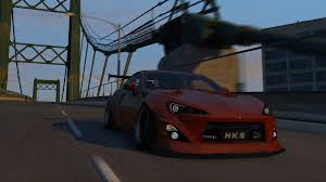 frs toyota bn sports brz frs gt86 add on replace gta5 mods com