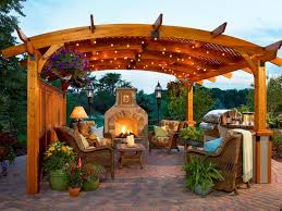 Patio Gazebo Give Touch Elegance To Your Outdoor With Outdoor Patio Gazebo