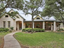 texas limestone ranch style homes classic hill country on 30