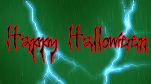 green halloween background happy halloween green screen effect youtube