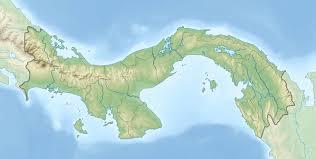 Panama City Map Panama Map Province