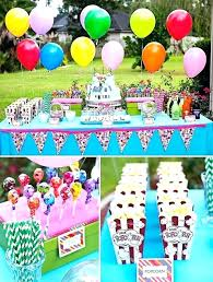 backyard birthday party ideas backyard birthday party ideas for toddlers designandcode club