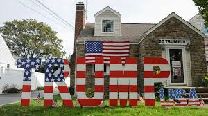 Trump Home Donald Trump Supporters Are More Likely To Live In Counties That