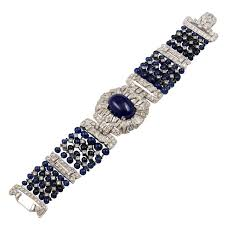 bracelet diamond tiffany images Tiffany and co sapphire diamond bracelet choker for sale at 1stdibs jpg