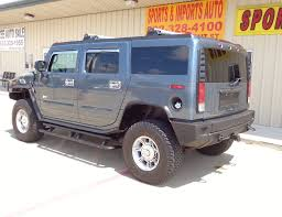 2005 used hummer h2 adventure air suspension sunroof at sports and