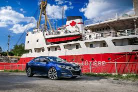 nissan canada nv passenger four seasons 2016 nissan maxima sr update 4 escape to canada