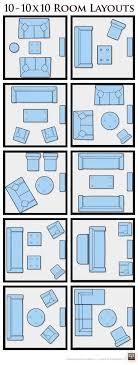10x10 Living Room