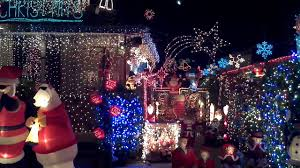 christmas decorations at a melbourne house youtube