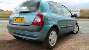 renault clio 2006 for sale renault clio campus 2006 minter youtube
