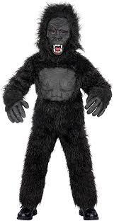 mighty gorilla child costume bigfoot costume children costumes