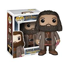 figurine pop harry potter rubeus hagrid rubeus hagrid harry