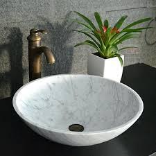 vessel sinks for sale marble vessel sink meetly co